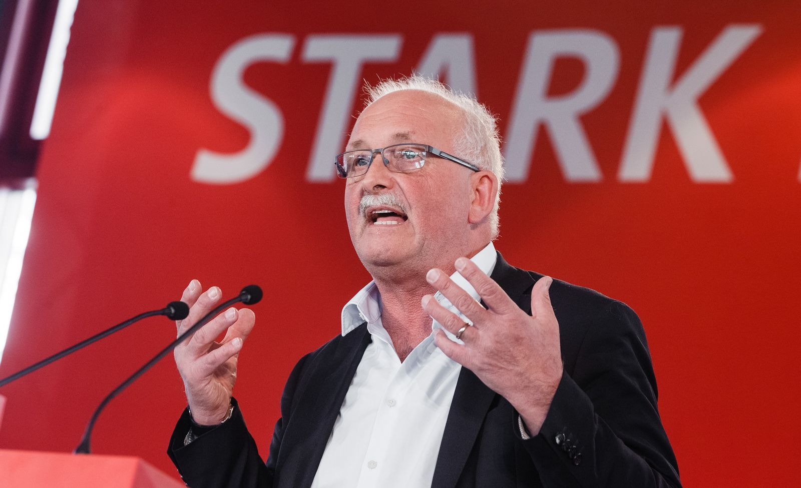 Unbekannte SPD-Politiker/ Udo Bullmann