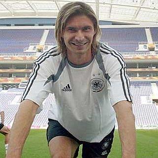 Nationalspieler Brdaric (2004): Lange nicht dabei gewesen