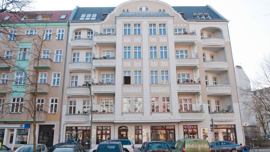 Wohnhaus in Berlin-Friedrichshain: »Wirtschaftliche Notlage«