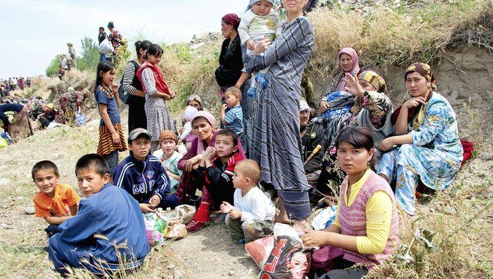 Kirgisien: Unruhen im Armenhaus