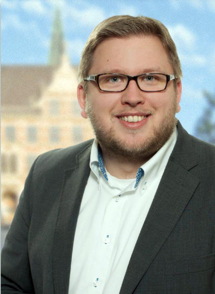 SPD-Politiker Thomas Purwin