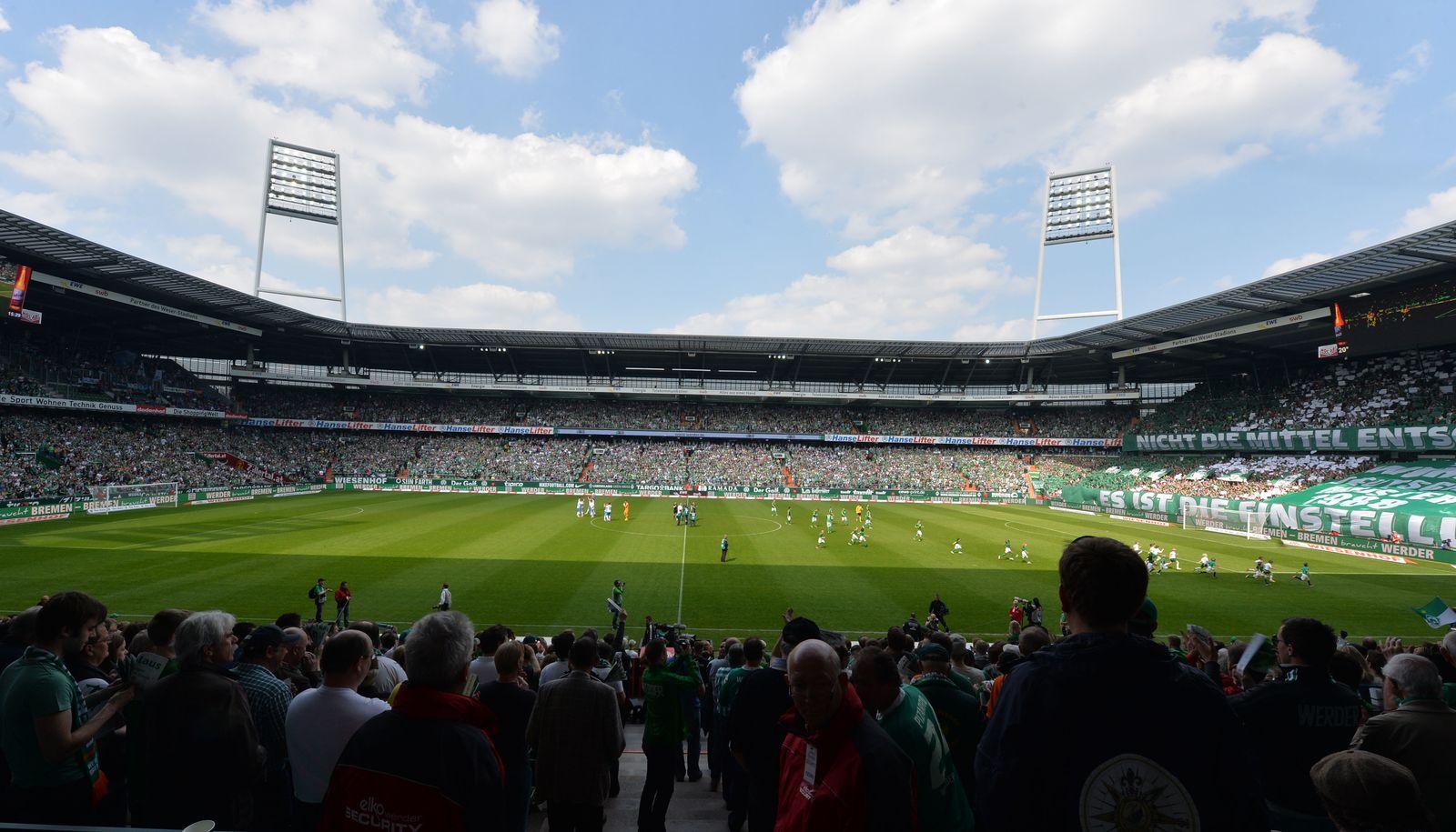 Bremen / Weserstadion