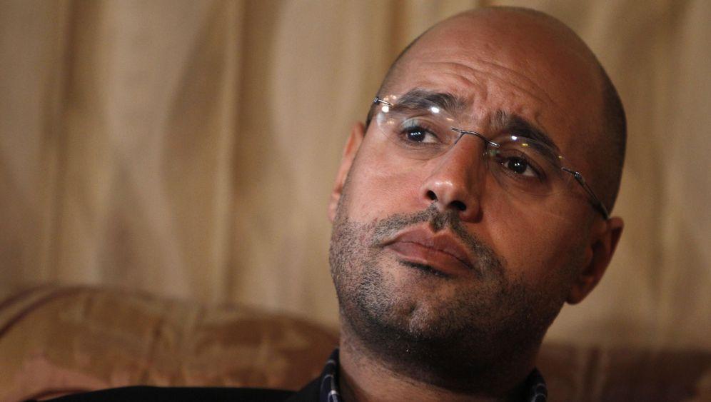 Gaddafi-Sohn Saif: Das Dilemma der Juristen
