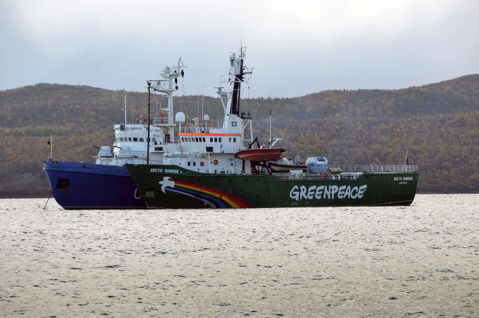 Greenpeace / Murmansk