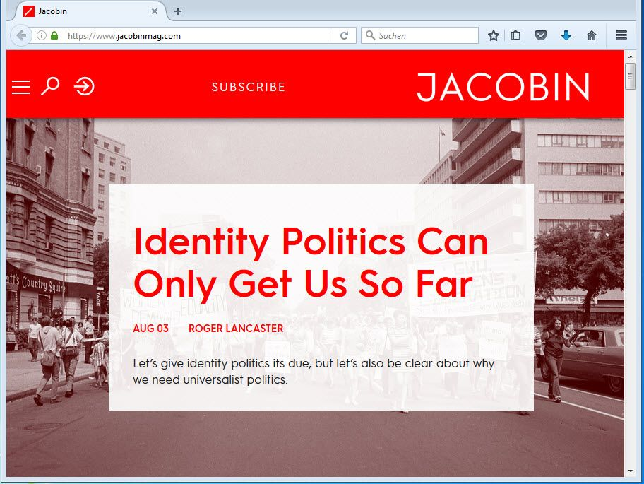 EINMALIGE VERWENDUNG NUR ALS ZITAT Screenshot Jacobinmag.com