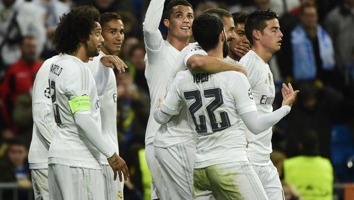 Champions League: Diese Teams stehen im Achtelfinale