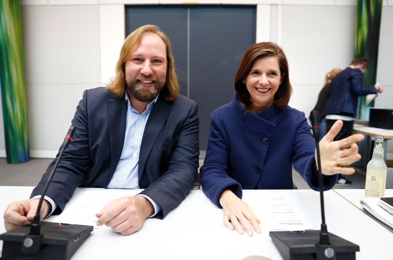 GERMANY-POLITICS-PARTY-GREENS
