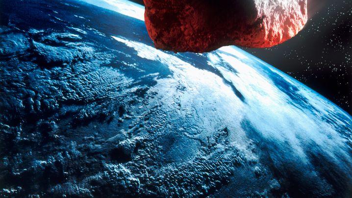 Asteroiden: Kosmische Rohstoffquellen