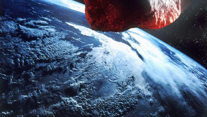 Asteroiden: Gefährliche Geisterfahrer