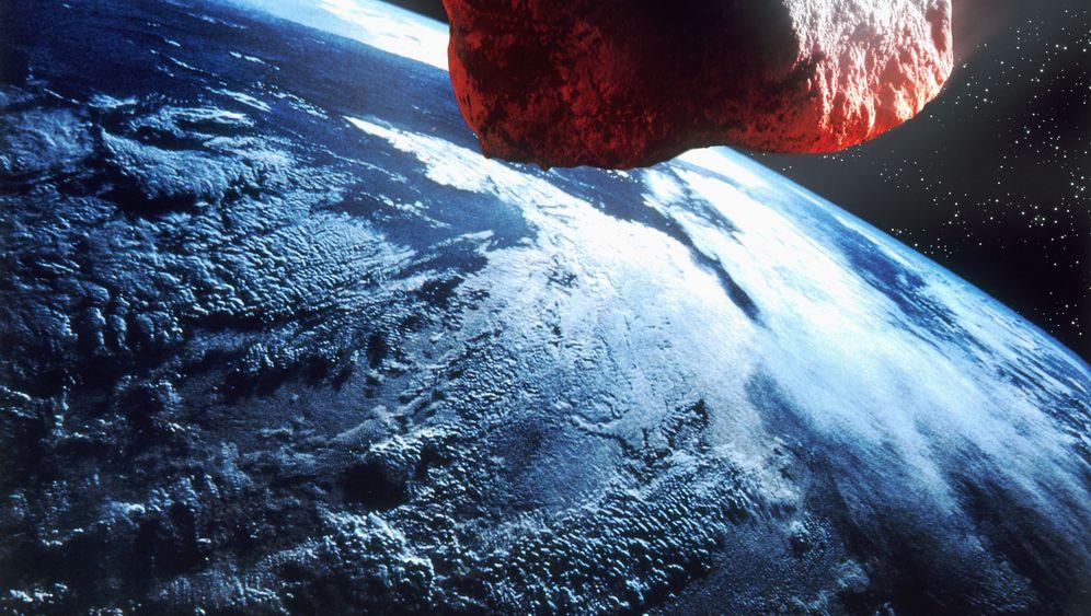 Asteroidenabwehr: Gefährliche Geisterfahrer