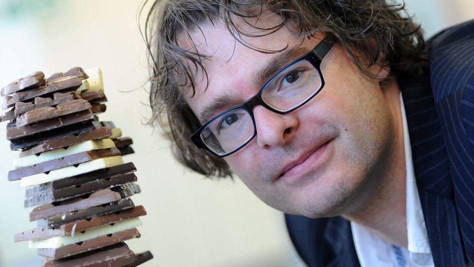 Forscher Bon mit seiner Schokolade: Zart schmelzend dank Orangensaft