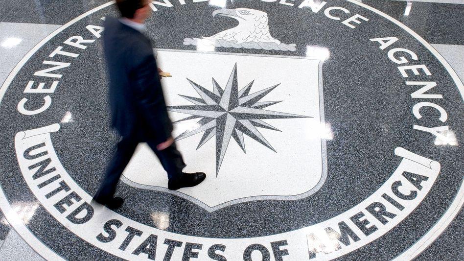 CIA-Hauptquartier: Geheimdienst lässt Geld in Netzwerk-Analytiker investieren