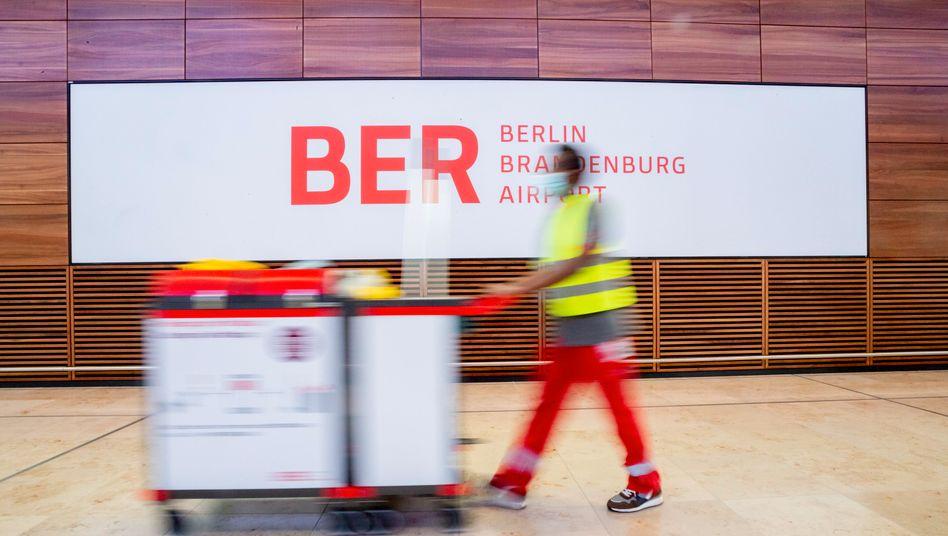 BER: Das neue Kürzel für Berlin-Schönefeld