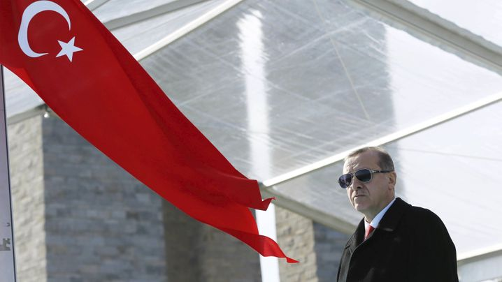Photo Gallery: The Autocrat on the Bosporus