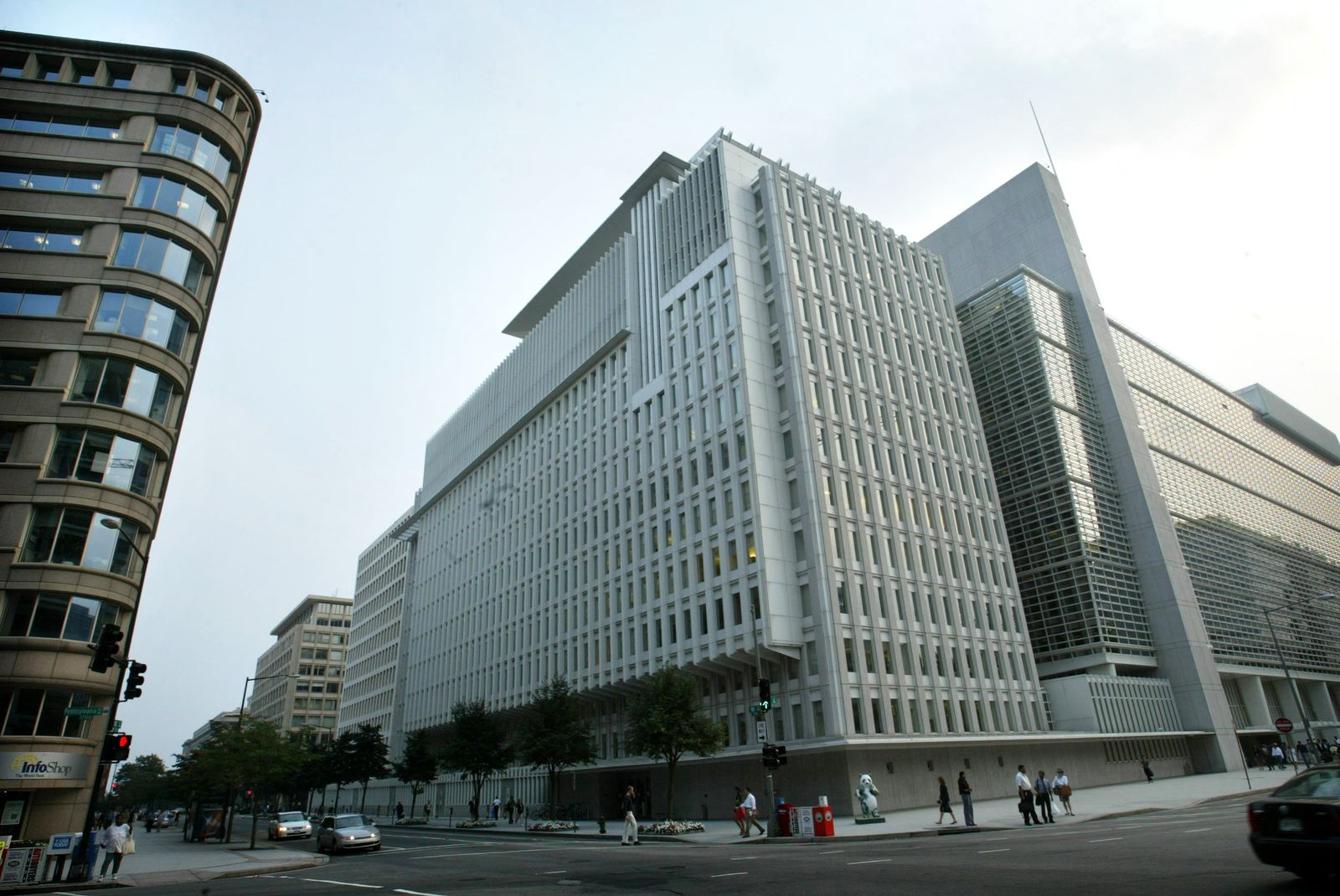 Weltbank / Washington / ICSID