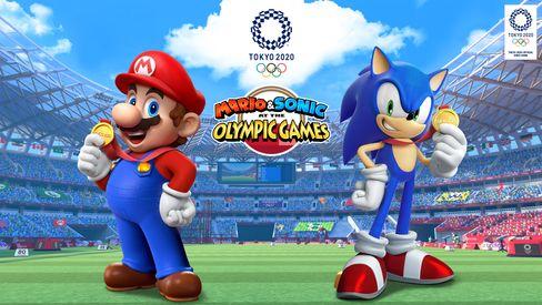 Seit 2007 treten Mario, Sonic und deren jeweilige Entourage in überdrehten Olympischen Spielen an