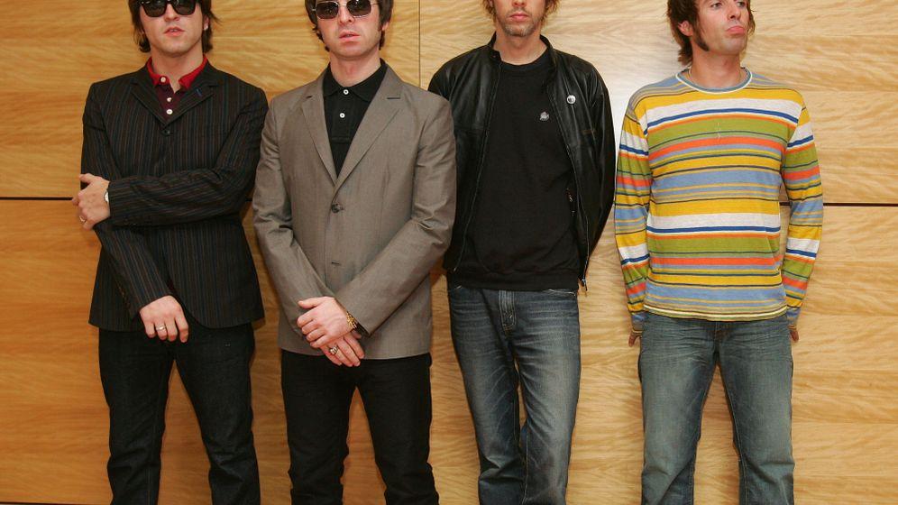 Gerüchte um Oasis-Reunion: Liga der größenwahnsinnigen Rock-Entertainer