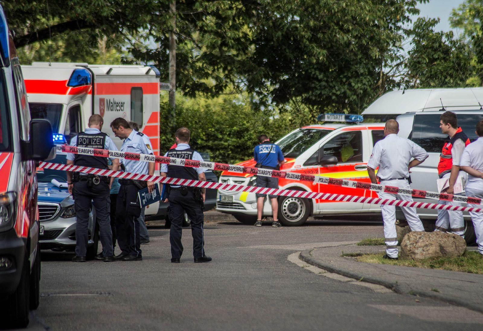 Zwei Tote in Leinfelden