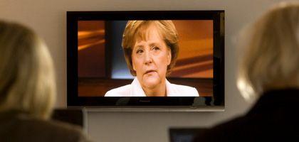 """Merkel bei Anne Will: """"Das muss ich als deutsches Staatsoberhaupt oder besser gesagt als deutsche Bundeskanzlerin tun"""""""