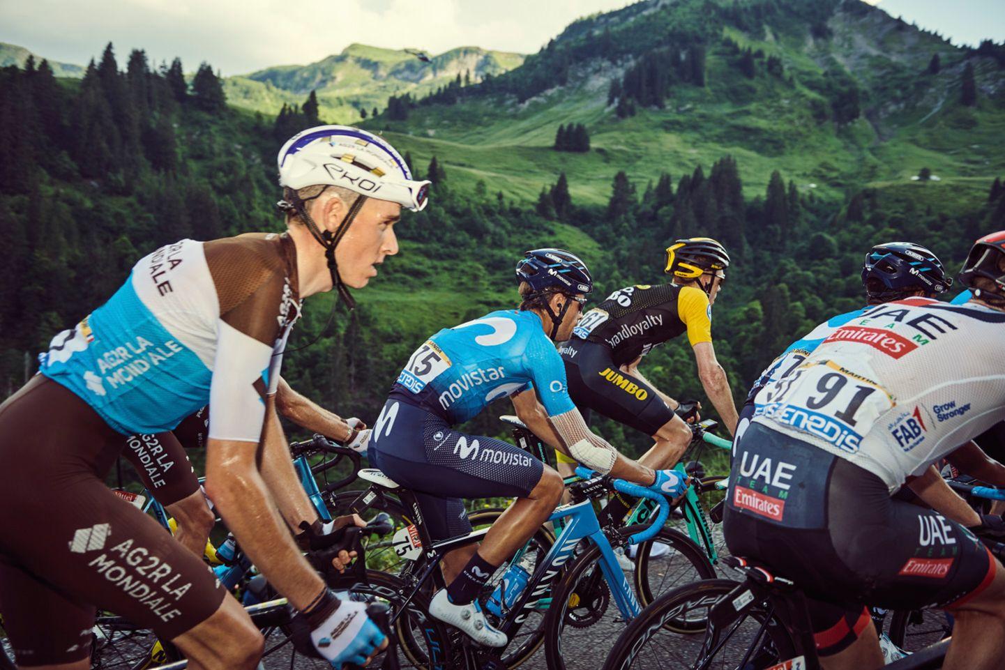 EINMALIGE VERWENDUNG Tino Pohlmann/ arena/ Tour de France