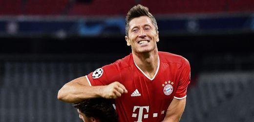 Champions League: Bayern? Manchester City? Das sind die besten Klubs