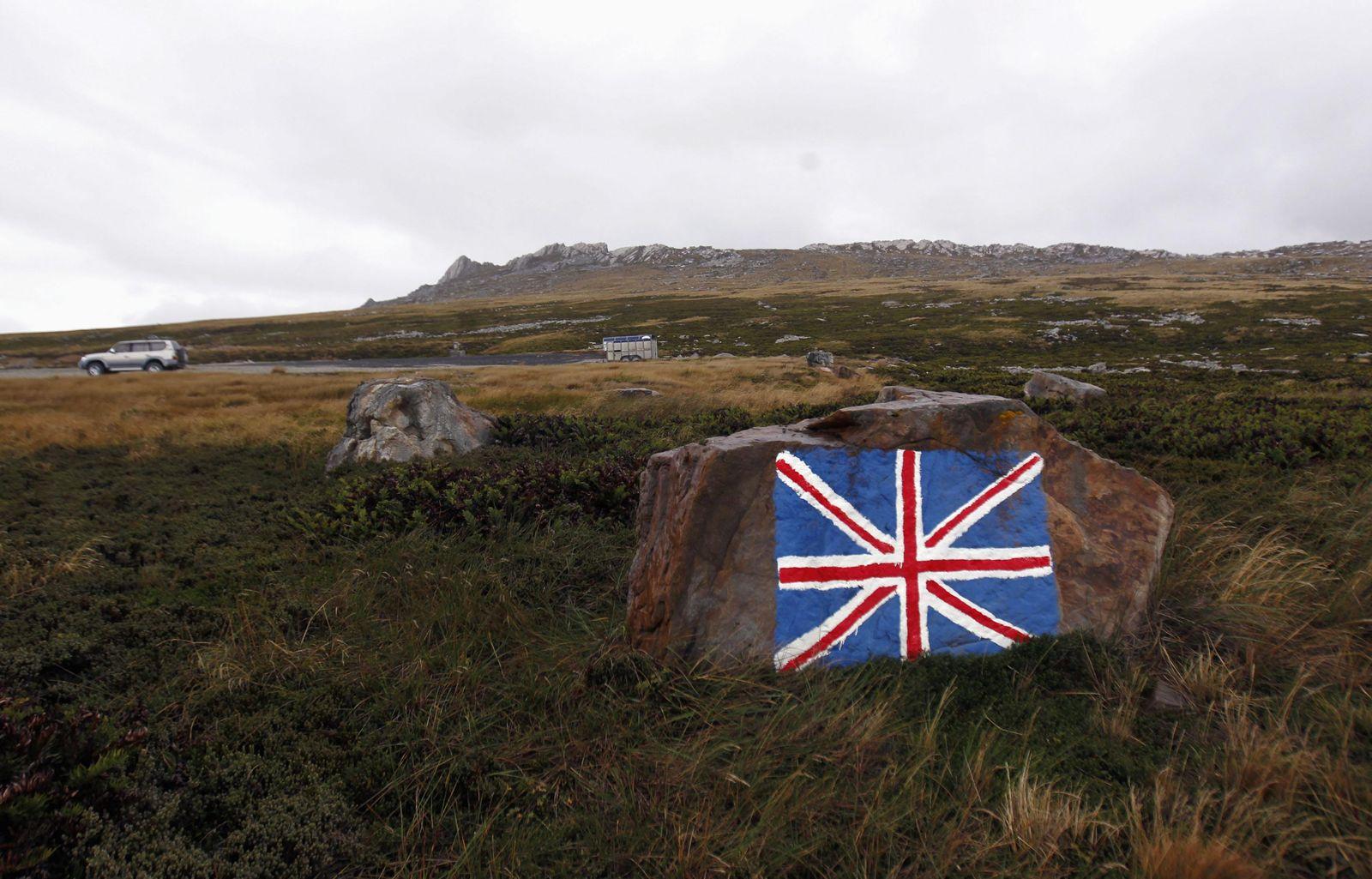 Falkland-Inseln / Union Jack