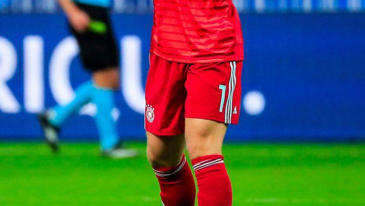 DFB-Team in der Einzelkritik: Zwischen Bewunderung und Verzweiflung