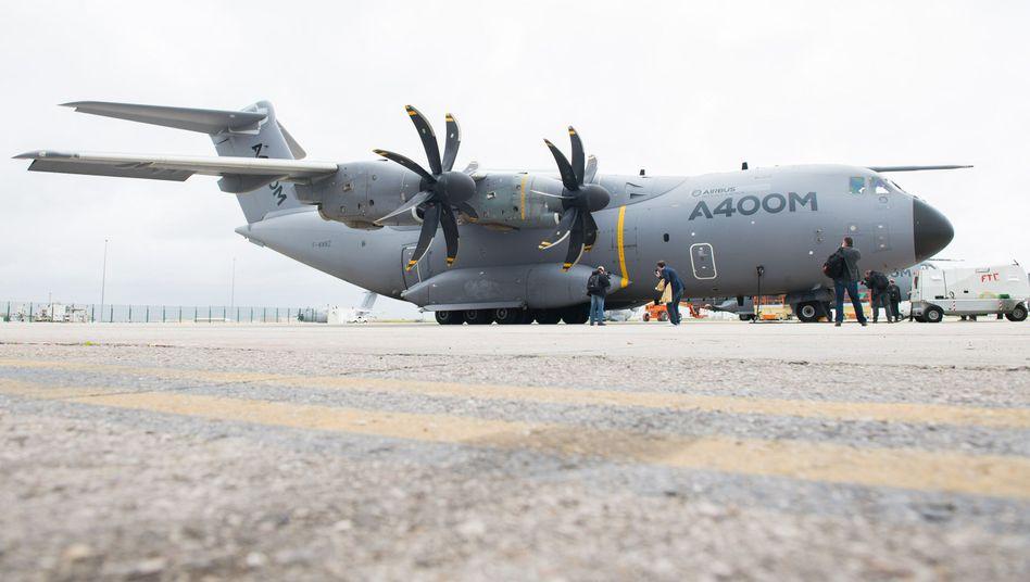Airbus A400M: Der Problemflieger der Bundeswehr