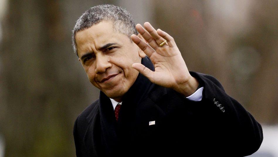 Präsident Obama: Nur noch Mini-Deals?