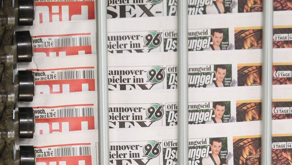 """""""Bild""""-Zeitung: Die Axel Springer AG plant massive Kürzungen"""