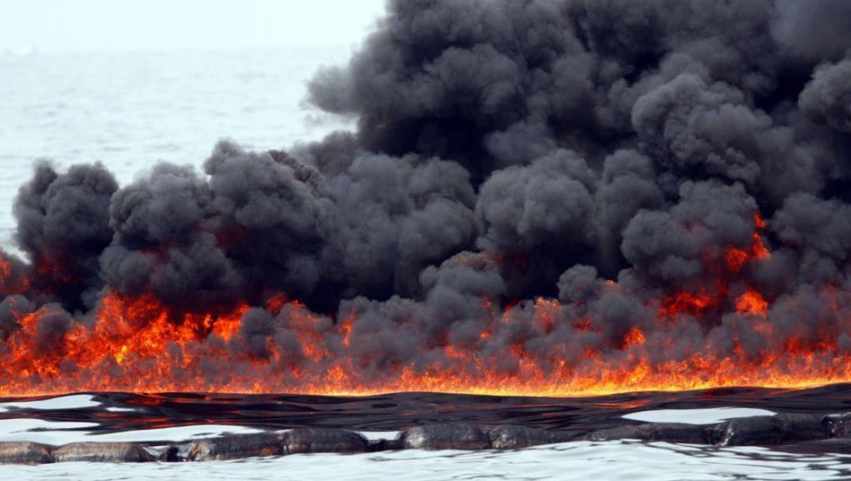 Ölpest im Golf von Mexiko: Kläger werfen BP Täuschung von Investoren vor