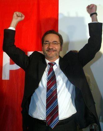 """Sieger Platzeck: """"Die Menschen haben ein Recht darauf, dass sich Politik nicht hinter Aktendeckeln versteckt"""""""
