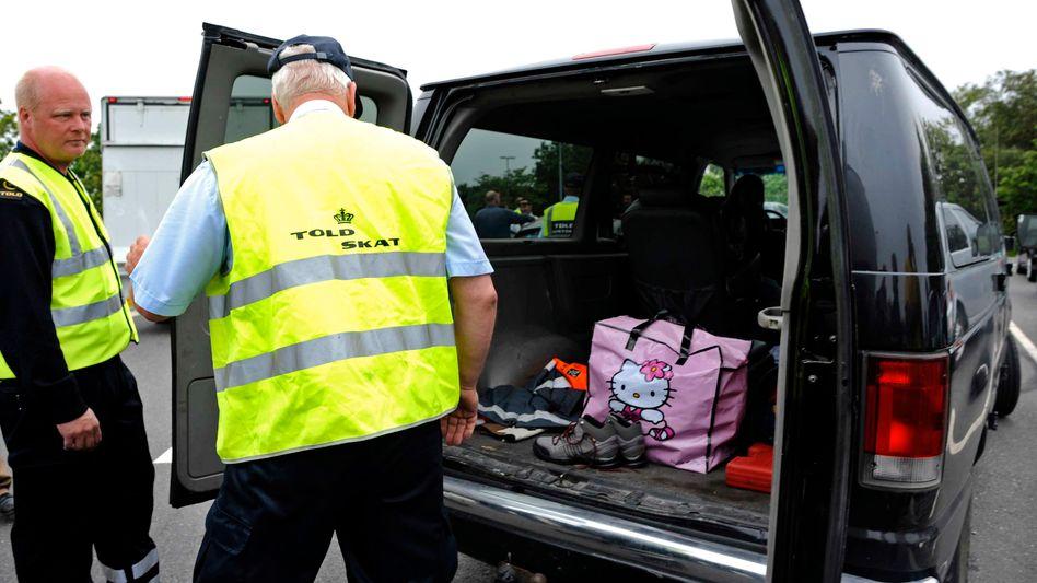 Grenzkontrolle an der dänischen Grenze: EU will Schengen-Raum verteidigen