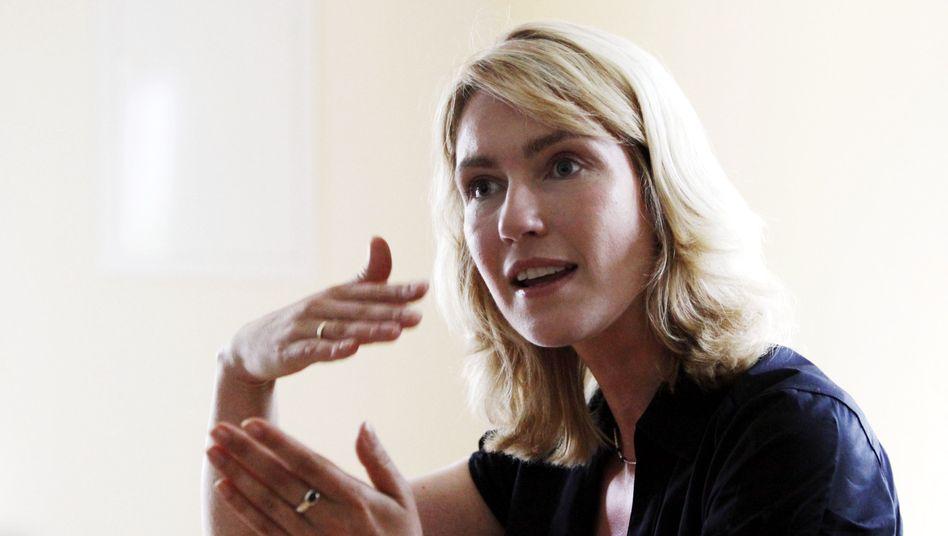 Mecklenburg-Vorpommerns Sozialministerin Schwesig (SPD): Positives Echo
