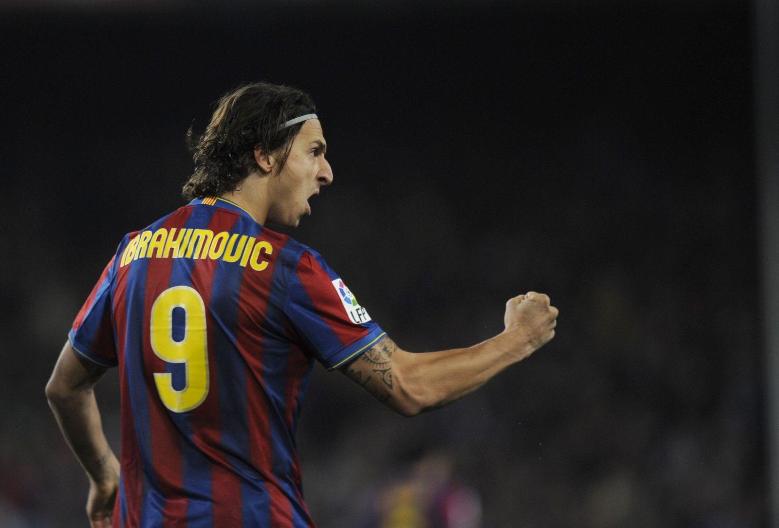 Ibrahimovic-Barcelona