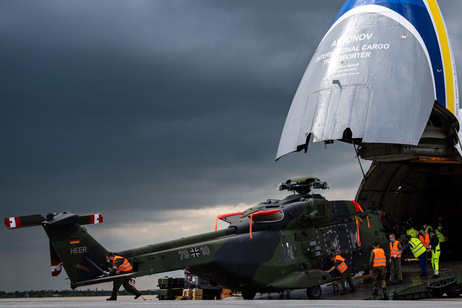 Bundeswehr Begins Withdrawal From Afghanistan, Plane Arrives In Leipzig