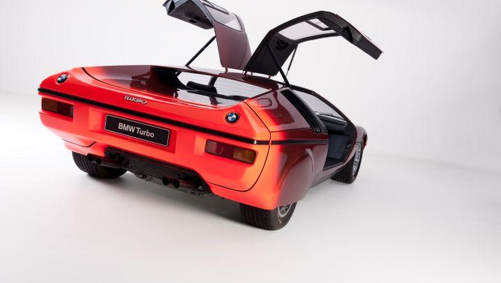 BMW Turbo: Zisch und weg
