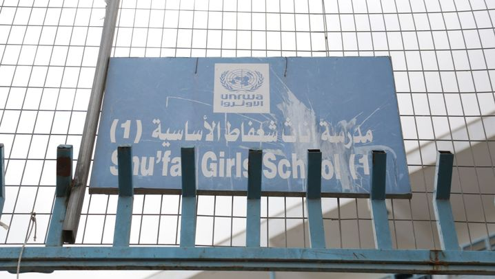 Uno-Schulen in Palästina: Müllberge und Märtyrer