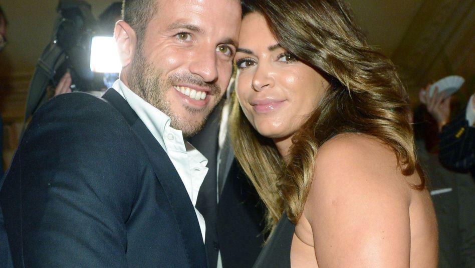 Fußballprofi Rafael van der Vaart und Sabia Boulahrouz (Archivbild): Seit Anfang 2013 waren die beiden ein Paar