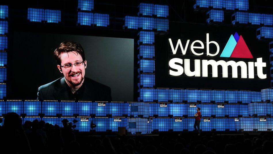 """Edward Snowden sieht in der europäischen Datenschutz-Grundverordnung einen """"guten Ansatz"""""""