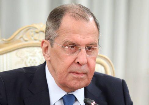 Empfängt Gäste aus Deutschland: Russlands Außenminister Lawrow