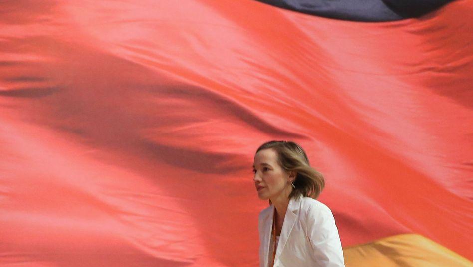 """Ministerin Schröder: """"Das Gott""""-Debatte kurz vor dem Fest"""