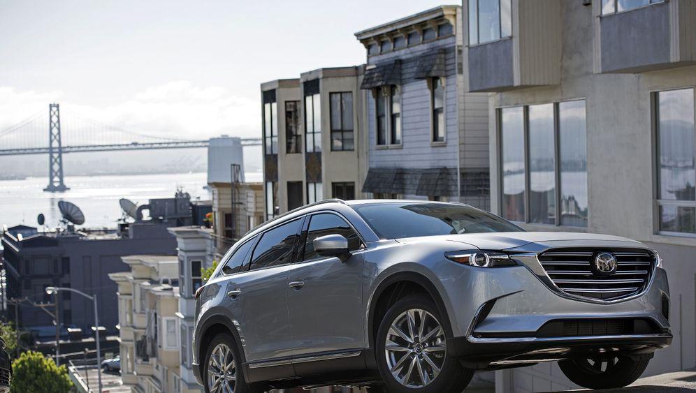 Autogramm Mazda CX-9: Das dicke Ding