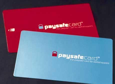 """Technischer Ansatz von Vorgestern als innovative Lösung für die Probleme von heute: die """"Paysafe-Card"""""""
