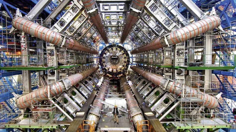 Teilchendetektor am Cern »Jetzt fängt die Arbeit erst richtig an«