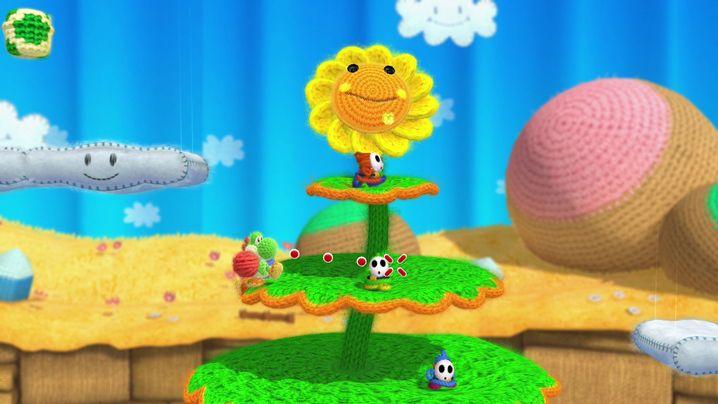 Häkelblumen als Spielwelt: Kitsch als Spielkunst