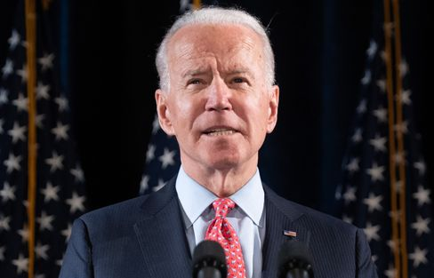 Joe Biden (am 17. März)
