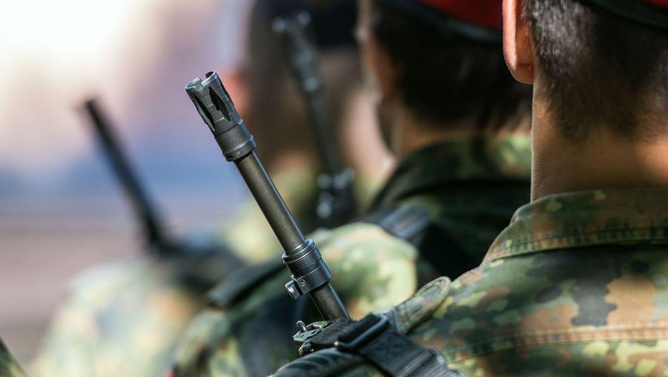 Bundeswehrsoldaten: Surfen unerwünscht