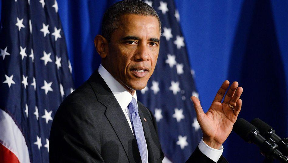 Seuchenangst in USA: Obama warnt vor Ebola-Hysterie