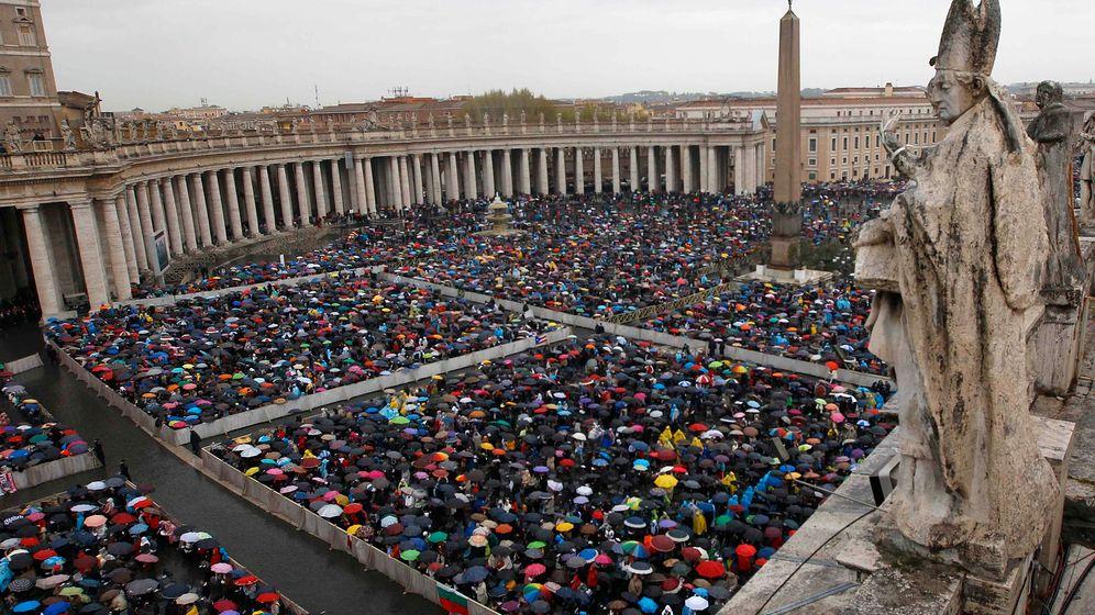 """""""Urbi et Orbi"""": Ostermesse in Rom"""